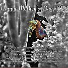 Happy Mother's Day, Dad! by Greeting Cards by Tracy DeVore