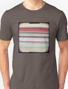 Red stripe books photograph T-Shirt