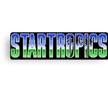 Startropics Canvas Print