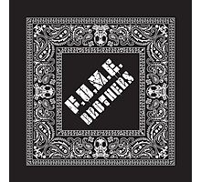Fume Brothers Bandana Photographic Print