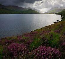 Ennerdale Water - Cumbria by David Lewins