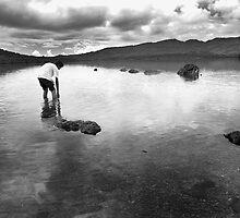 Shallows - Pohnpei, Micronesia by Alex Zuccarelli