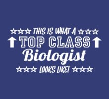 This Is What A Top Class Biologist Looks Like by Chimpocalypse