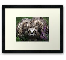 I'm Really HUGE Framed Print