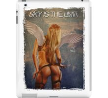 Girl wings ocean bikini summer sexy hot fresh blond swag dope trend trending spring nice fresh girl woman teen birthday cake blossom leaf nature hipster Nightlife girl eye woman wedding party iPad Case/Skin