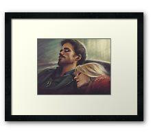 The Sleeping Spell Framed Print
