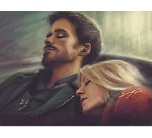 The Sleeping Spell Photographic Print