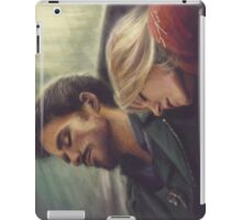The Sleeping Spell iPad Case/Skin