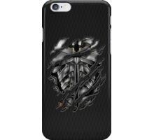 Dark BatBody Protector Knight torn tee tshirt iPhone Case/Skin