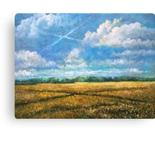 Symbols of Hope and Eternity Canvas Print