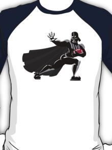 Darth Vader / Heisman Trophy T-Shirt