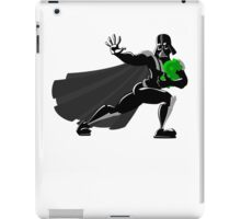 Darth Vader makes his Heisman Trophy run for the Dollar iPad Case/Skin