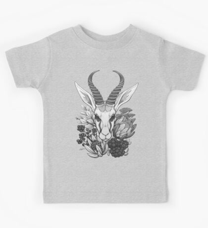 Springbok & Fynbos Kids Clothes