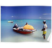 Landscape Aruba  Poster