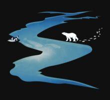 Arctic Ecosystem One Piece - Short Sleeve