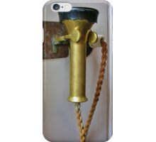 On Board Communication System iPhone Case/Skin