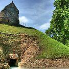 """Neolithic  Worship - La Hougue Bie"" by Bradley Shawn  Rabon"