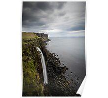 Mealt Falls, Isle of Skye Poster