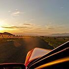 Morning Drive by Ken McElroy