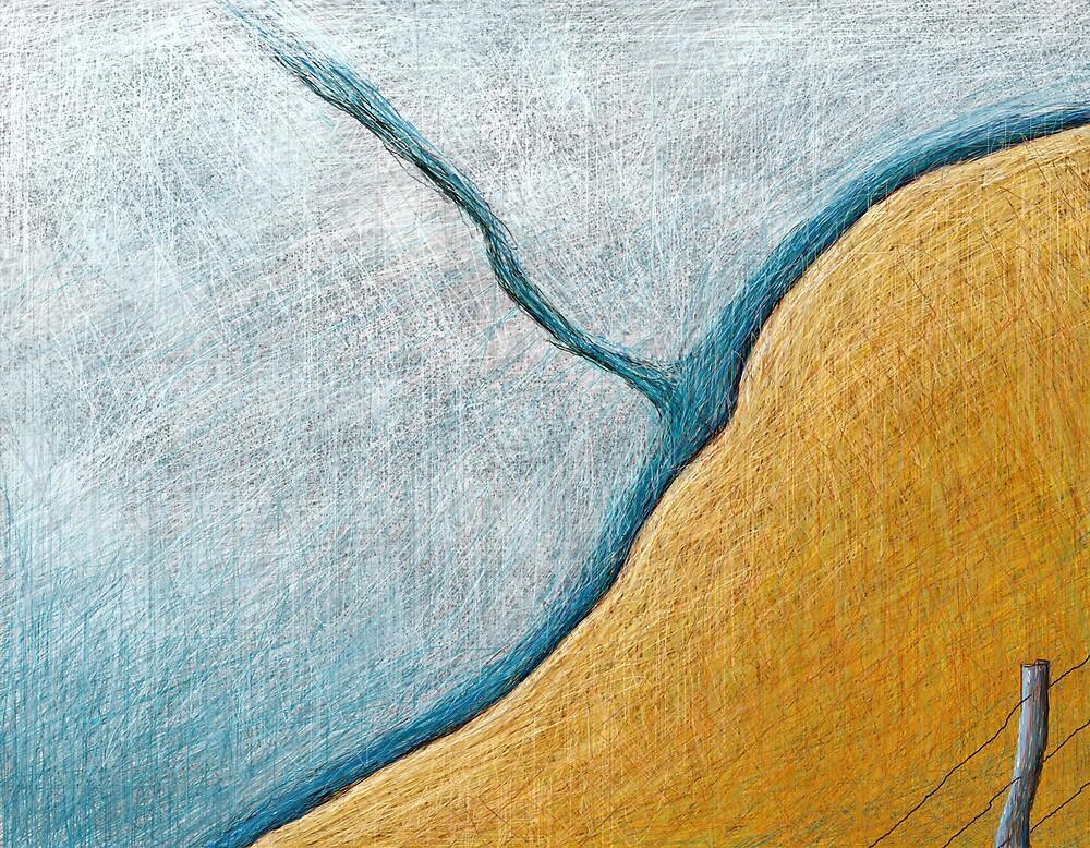 Creek-02 by Julian Newman