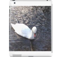 Mirror, mirror.... who is the fairest swan of all? iPad Case/Skin