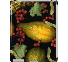 Pumpkin Patch iPad Case/Skin