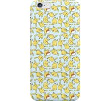 pokemon pikachu cute chibi laptop skin iPhone Case/Skin