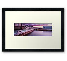 Newcastle Ocean Baths, NSW Framed Print