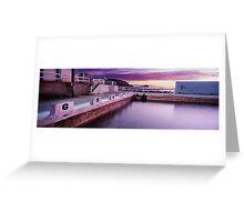 Newcastle Ocean Baths, NSW Greeting Card