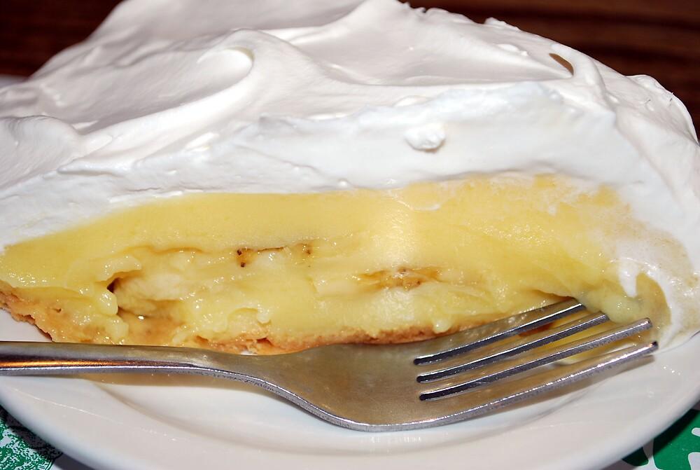 Napolian Cafe Banana Cream Pie by Michelle BarlondSmith