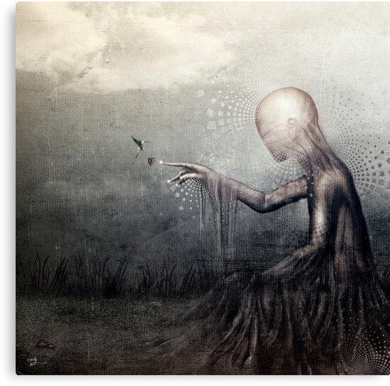 As Romance Dreams Fly by Cameron Gray