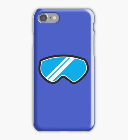 Winter SNOW Goggles  iPhone Case/Skin