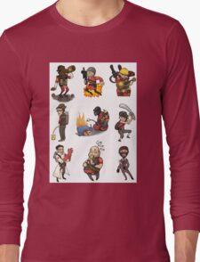 TF2 Minis  Long Sleeve T-Shirt