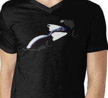 WILLIAMS_Bodycar_Artwork Mens V-Neck T-Shirt