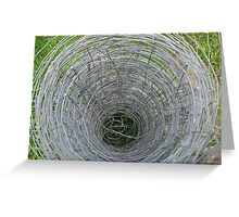 Round it up.. Greeting Card