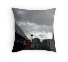 Qwest View Throw Pillow