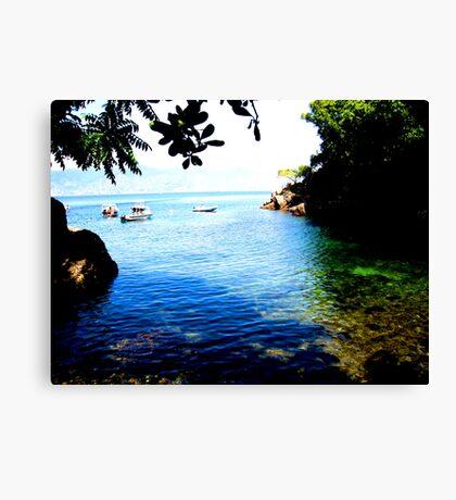 Hidden Portofino Canvas Print