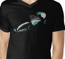 MERCEDES _Bodycar_Artwork Mens V-Neck T-Shirt