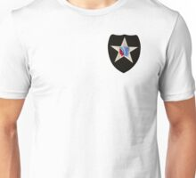 2nd Infantry Unisex T-Shirt