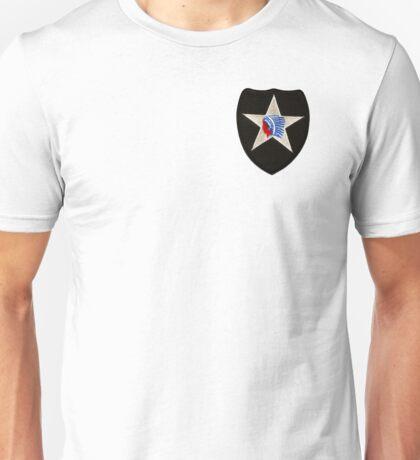 2nd Infantry Unisex T-Shirt