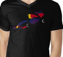 REDBULL RACING_Bodycar_Artwork Mens V-Neck T-Shirt