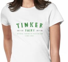 Tinker Fairy Womens Fitted T-Shirt