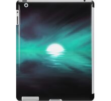Mirror sea iPad Case/Skin