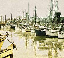 SAN FRANCISCO Series #7 by pat gamwell