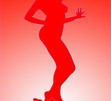 Red by Sunil Bhardwaj
