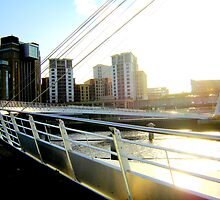 Good Morning Newcastle by merran