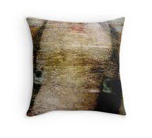 Persephone's Descent Throw Pillow