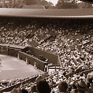 Wimbledon - old or new? by merran