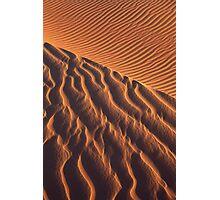 Dune (Algeria) Photographic Print
