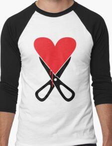 Heartbreaker... Men's Baseball ¾ T-Shirt